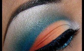 Twitter Inspired Makeup Tutorial!!!!!!!