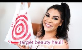 DRUGSTORE BEAUTY TARGET HAUL | queencarlene