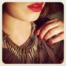 Red Lips And Spikes