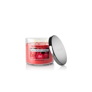 Bath & Body Works  Slatkin & Co. Filled Candle