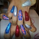 Olympic nails 2012