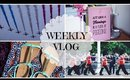 Weekly Vlog: Shopping & The Queen's Birthday Parade