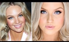 Easy Candice Swanepoel Hair & Makeup ♡ Youthful & Radiant!
