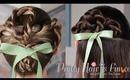 St Patricks Day Hairstyle: Shamrock Hairdo/ Short and Long Hairstyle