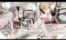 Pack With Me: Makeup & Toiletries