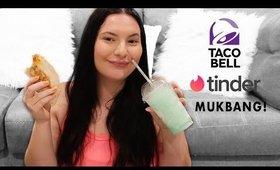 Tinder Story: I Got Bedbugs! Taco Bell Mukbang   Olivia Frescura