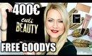 200 Euro Cult Beauty Haul März 2019 ( + 400€ Goody Bag mit kostenfreien Beautyprodukten)