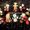 Sushi nails!!