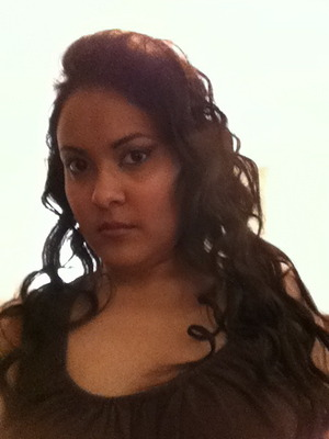 Curls and some more Curls with a natral brown look on my eyes
