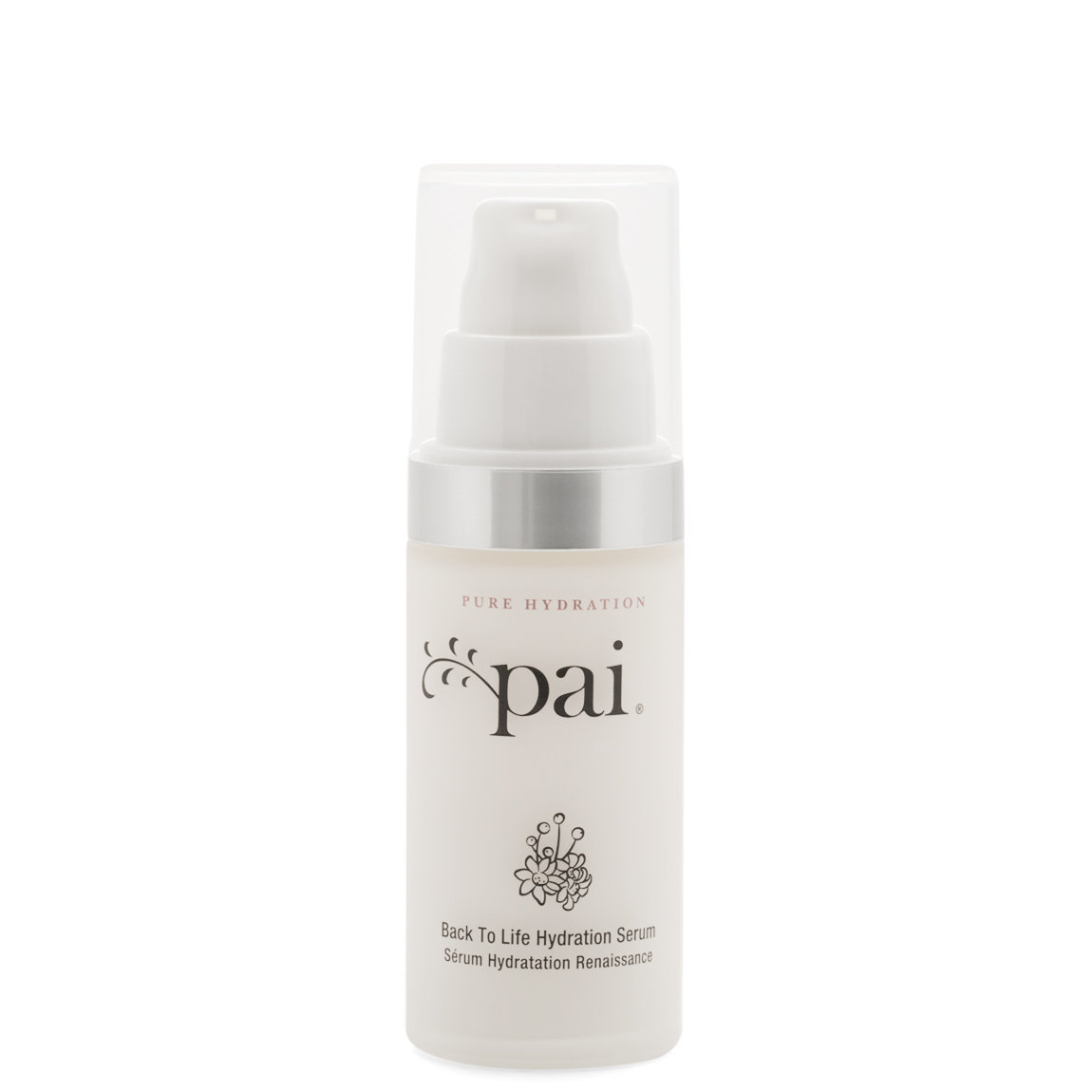 Pai Skincare Back To Life Hydration Serum Back To Life Hydration Serum product smear.