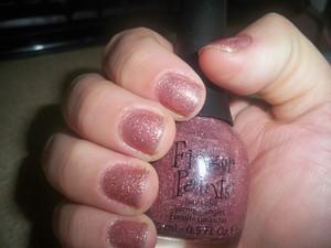 Finger Paints 'Hue Left a message?' Three Coats2