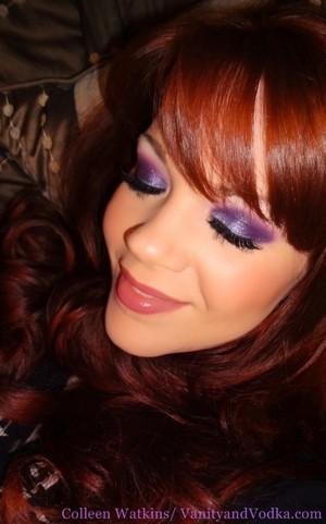 Sugarpill Purples :-)