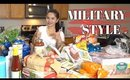 Commissary Grocery Haul
