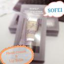 SOFEI Hand Cream &Lip Balm