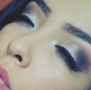 Everyday smokey eye.