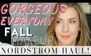 GORGEOUS Easy Fall Makeup Looks | Nordstrom Haul | Charlotte Tilbury and more!