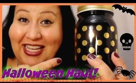 Halloween Haul 2016 | 99 cent only store, Dollar Tree, and more!
