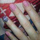 Southwestern Accent Nail