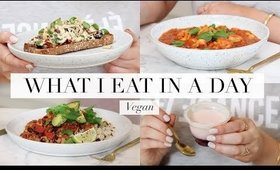 What I Eat in a Day #42 (Vegan/Plant-based)   JessBeautician