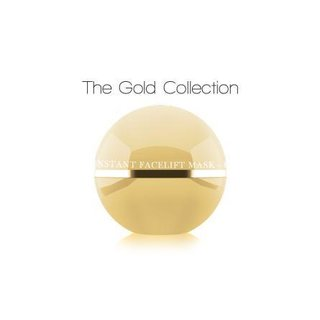 Micabella - Mica Beauty Cosmetics The Gold Collection - Instant Facelift Mask
