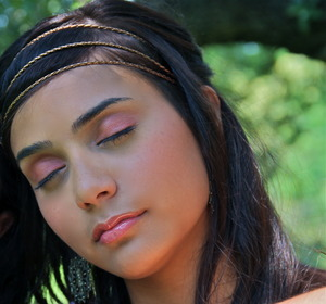 Bohemian Photoshoot - Spring 2012 Makeup & Fashion by Lachelle Ortiz Photography & Hair by Reginald Estacio