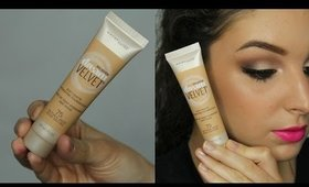 Maybelline Dream Velvet Foundation First Impressions Review ♥