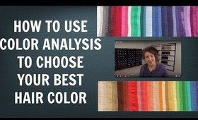 What Season Am I? Use Color Analysis to Choose Your Best Hair Color For Skin Tone and Undertone
