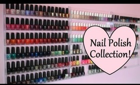 Nail Polish Collection!!! ♥
