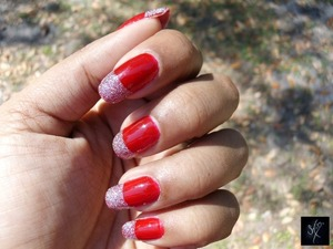 China Glaze: Phat Santa Cover Girl: City Lights