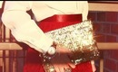 Style Sketchbook: DIY Sequined Clutch