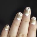 Caramel Macchiato Nails