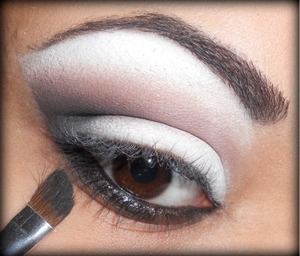 """My entry to """"Chola"""" contest (unfinished eye)"""