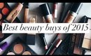 14 Best Beauty Buys of 2015 In 7 minutes!