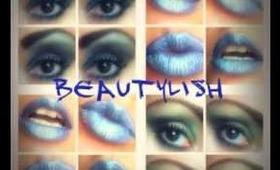 makeup by me..