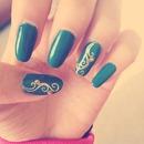 Stamping nail art