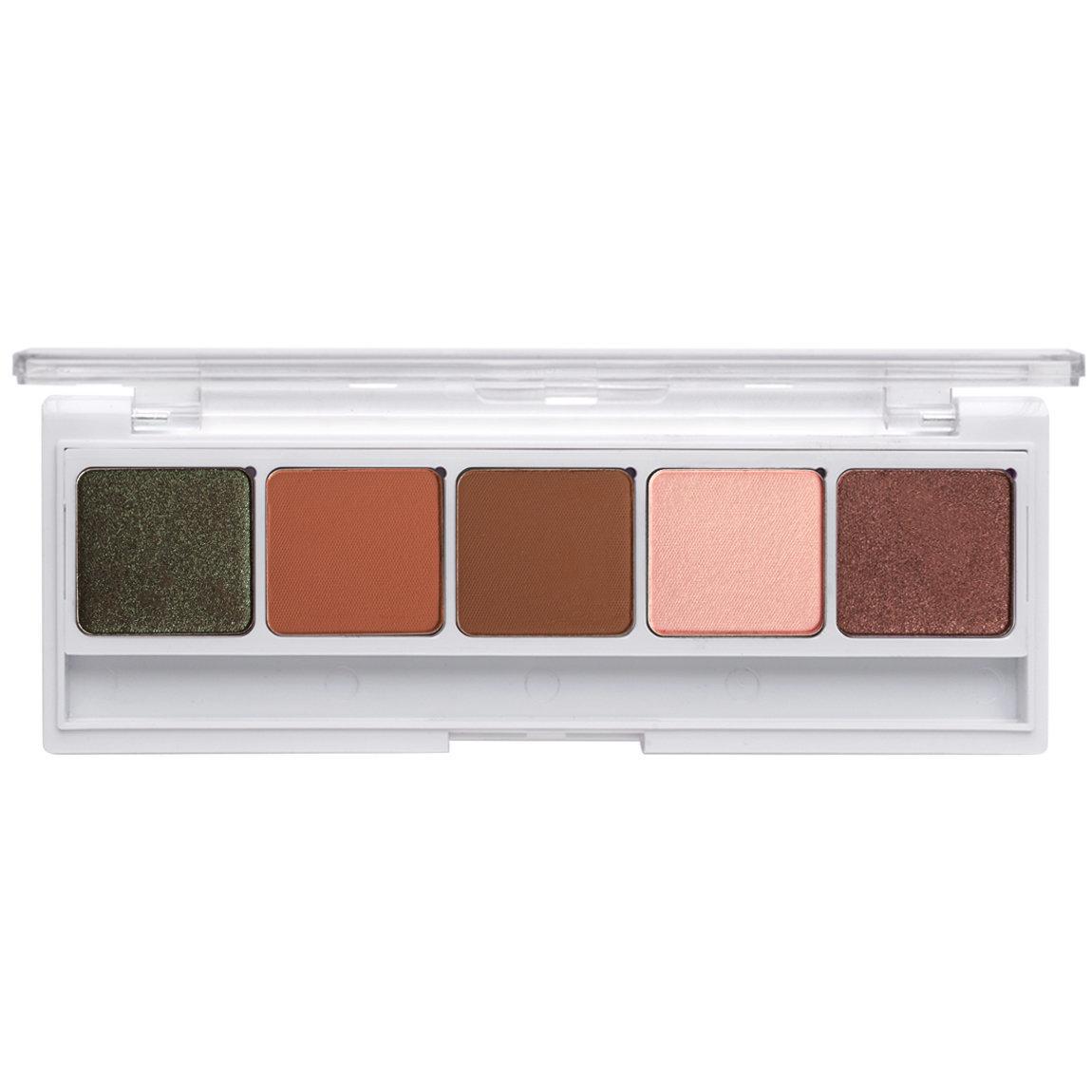 Natasha Denona Eyeshadow Palette 5 Palette 13 product swatch.