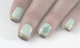 Tutorial: St. Patrick's Day Nails