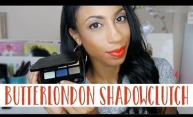 This is So Clutch! The butter LONDON Shadow Clutch!