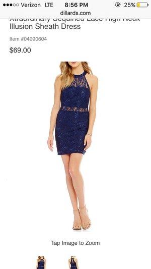 Makeup Look Colors For Navy Blue Dress Beautylish