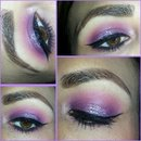 Pinks and Purples Sparkles