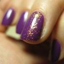 Flakes' nails!