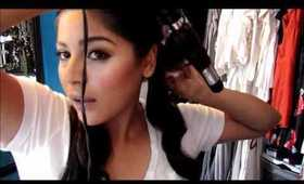Hair Tutorial: New hair style & outfit of the day