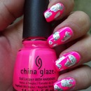 China Glaze and Ciate Foil