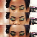 Prom makeup by me