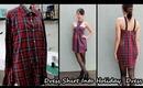 Men's Dress Shirt into Dress Part: 2
