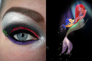 Ariel the Little Mermaid http://www.facebook.com/T.BeautyAddict