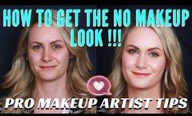 Fall Makeup Routine For The No Makeup Look By A Pro Makeup Artist | mathias4makeup