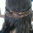 Braided my own hair