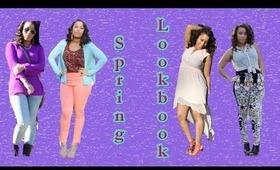 Spring Fashion Lookbook: Spring 2013 Trends