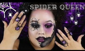 QUEEN OF OF THE SPIDERS GLAM